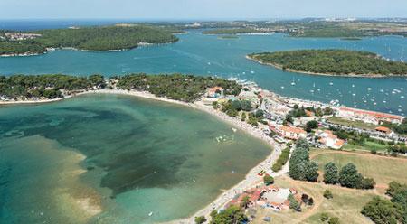 Inselwelt im Süden Istriens